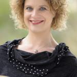 Sarah Peire smiles